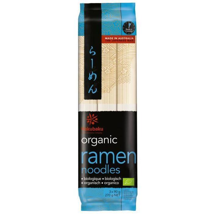 Hakubaku Organic ramen noodles bio (270g)