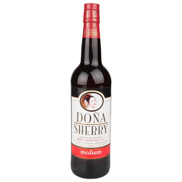 Sherry medium dry (0.75L)