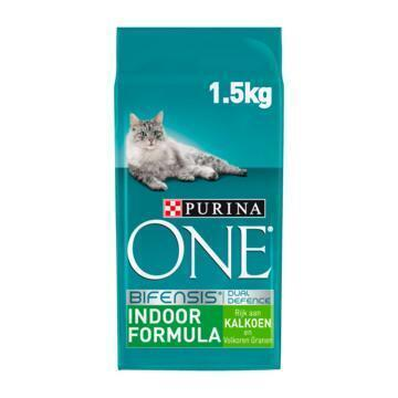One Indoor kalkoen (1.5kg)