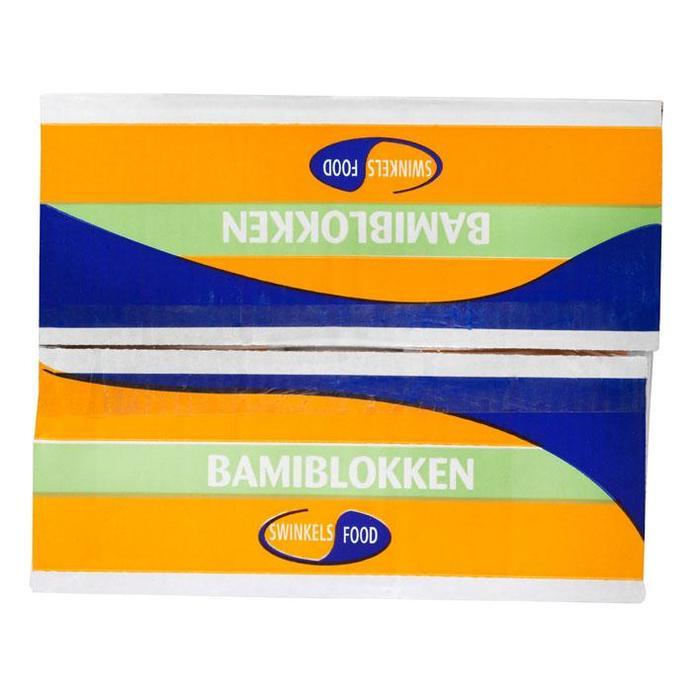 Bamiblok (18 × 125g)
