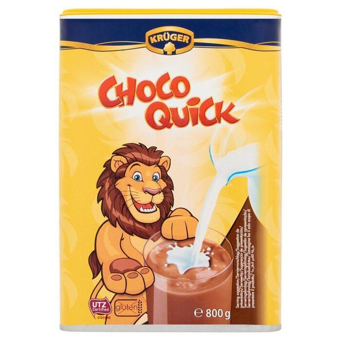 Kruger Choco Quick (blik, 800g)