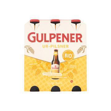 Gulpener Biologisch UR Pilsener (rol, 1.8L)