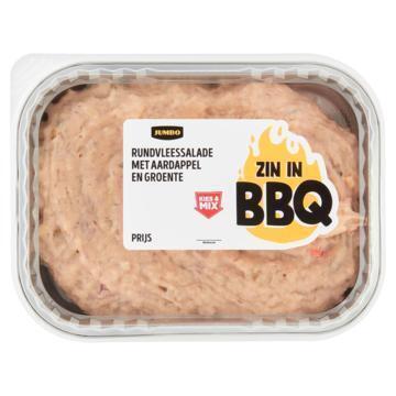 Jumbo Rundvleessalade met Aardappel en Groente 400 g (400g)