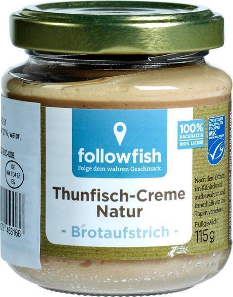 Tuna paste naturel (115g)