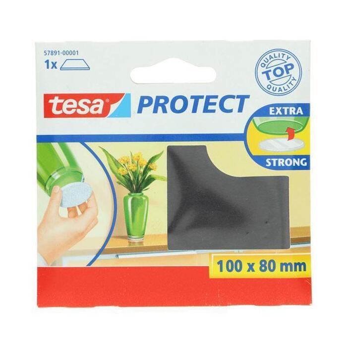 Tesa Anti-krasvilt bruin 100x80mm