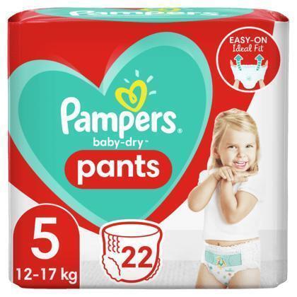 Pampers Baby dry pants keysize maat 5