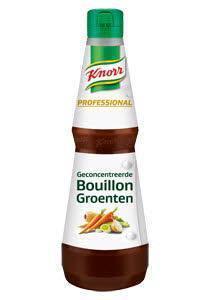 Knorr Prof Geconc Bouillon Groente 1L 6x (6 × 1L)