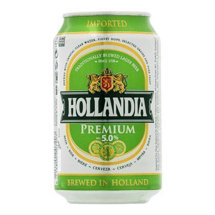 Hollandia Bier (rol, 33cl)