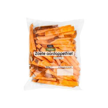 Jumbo Verse Zoete Aardappelfriet 400 g (400g)