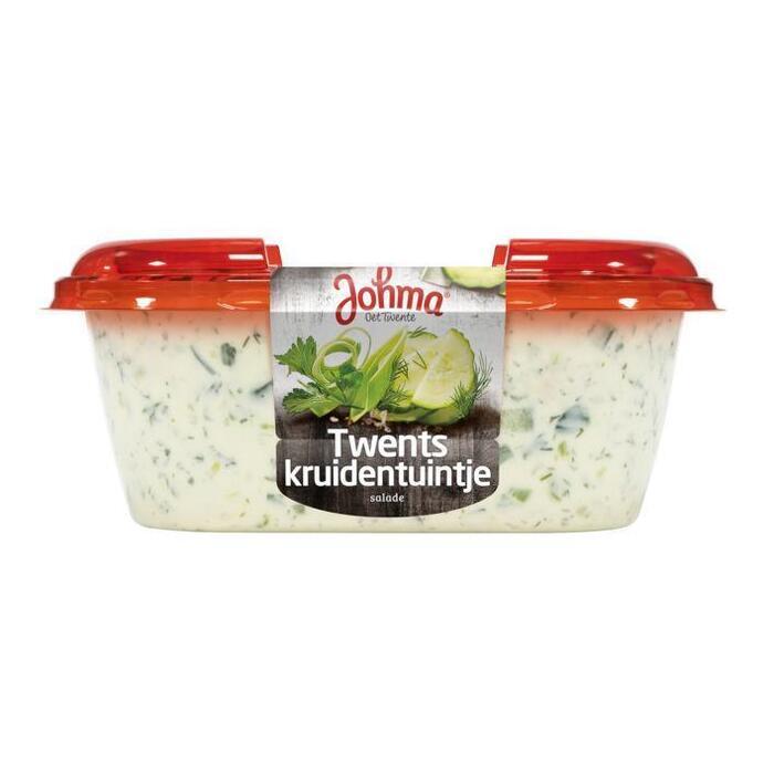 Twents Kruidentuintje Salade (bak, 175g)