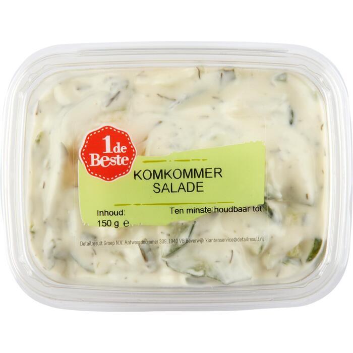 Komkommer salade (150g)