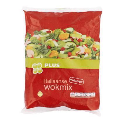 Wokmix Italiaans (600g)