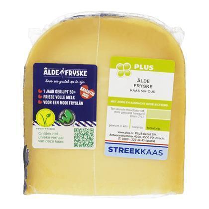 Fryske alde 50+ stuk (380g)