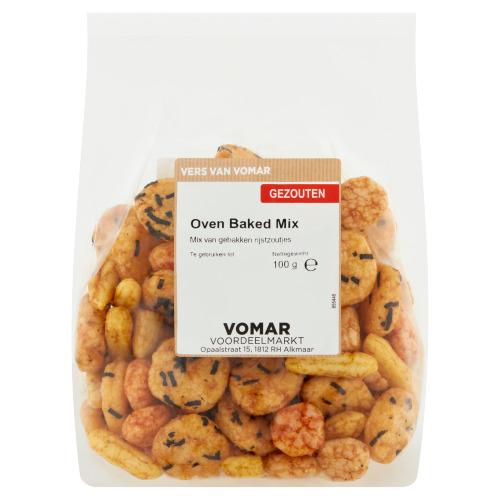 Vomar Oven Baked 100 g (100g)