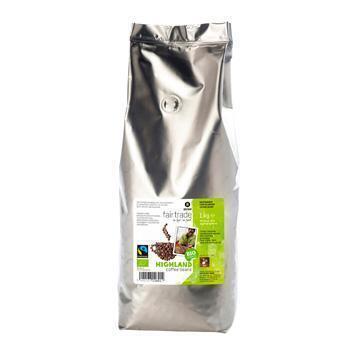 Café bio bonen (1kg)