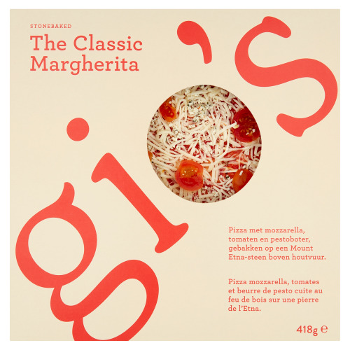 Gio's The Classic Margherita 418 g (418g)