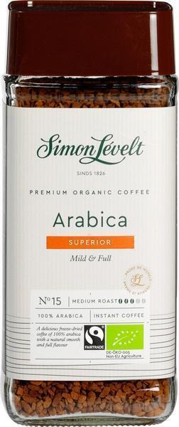 Oploskoffie (100% arabica) (100g)