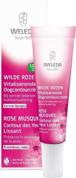Wilde rozen oogcontourcrème (10ml)