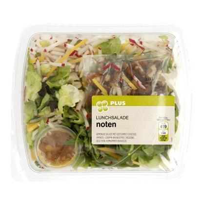 Lunchsalade noten (225g)