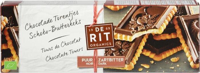 Chocolade torentje (150g)