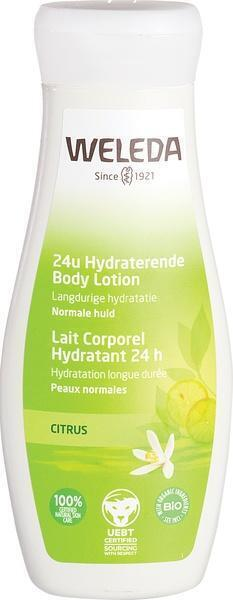 Hydraterende bodylotion citrus (200ml)