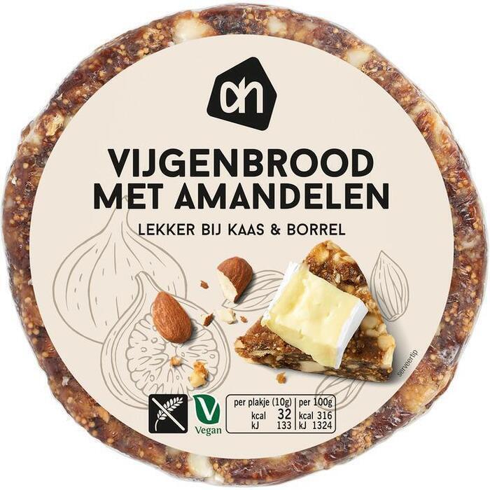 Ana Luz Vijgenbrood met amandelen (200g)