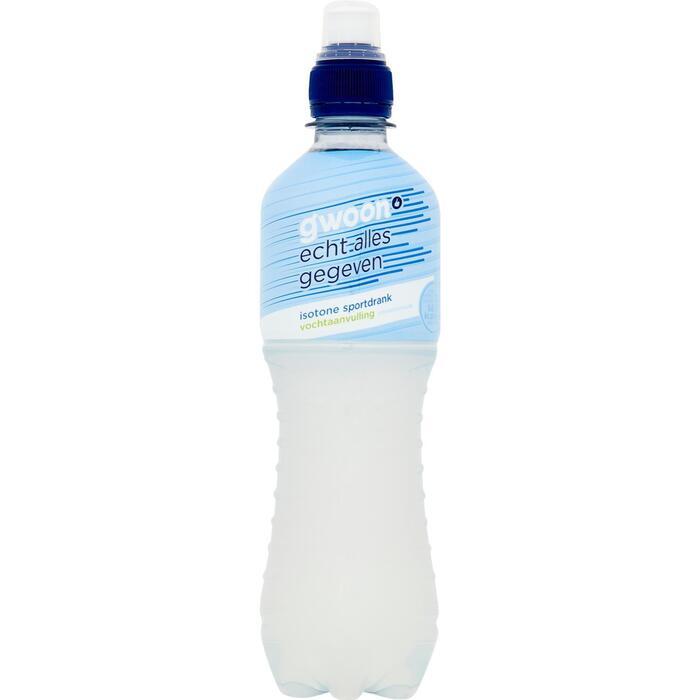 Sportdrank isotoon lemon (0.5L)