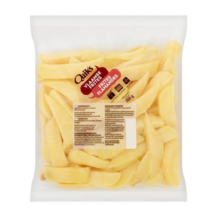 Quiks Vlaamse frieten (700g)