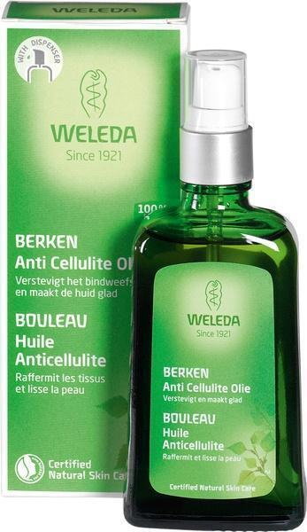 Berken cellulitusolie (100ml)