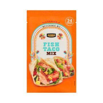 Jumbo Fish Taco Mix 25 g (25g)