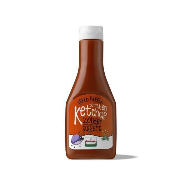Verstegen Ketchup zonder toegevoegde suiker (285ml)