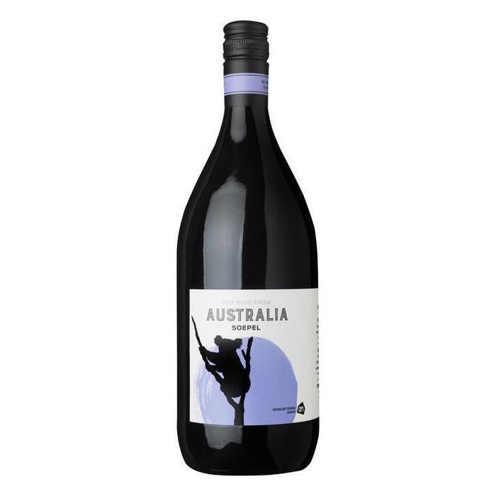 Soepele Australische huiswijn (glas, 1L)