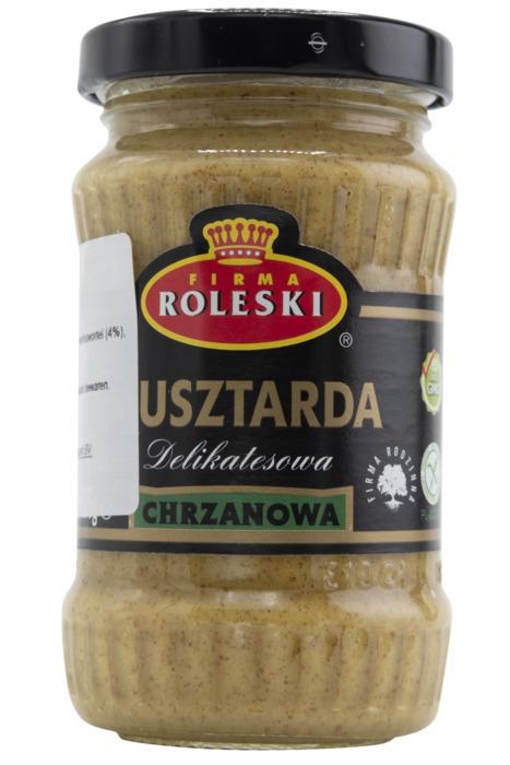 Mosterd Mierikswortel (175g)