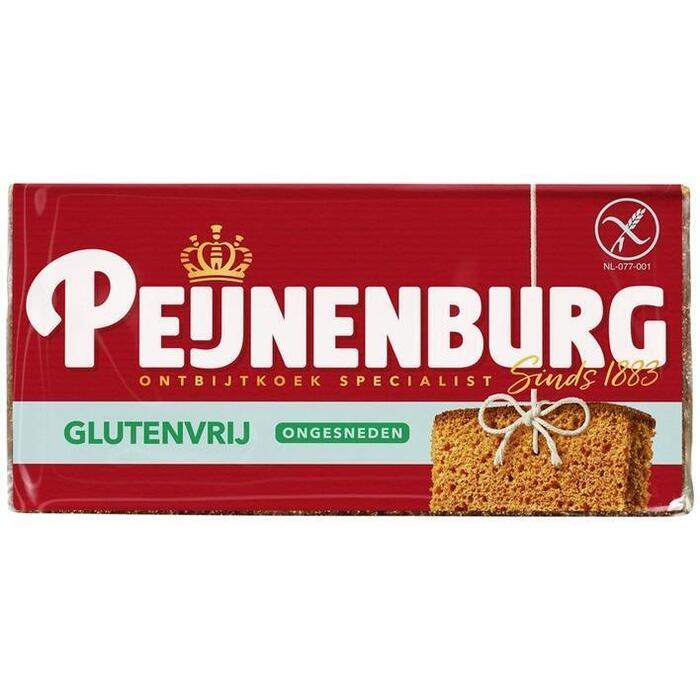 Peijnenburg Ontbijtkoek Glutenvrij 285g (285g)