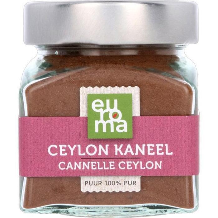 Euroma Ceylon kaneel (55g)