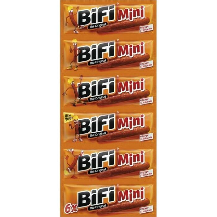 BiFi Junior (Stuk, 6 × 10g)