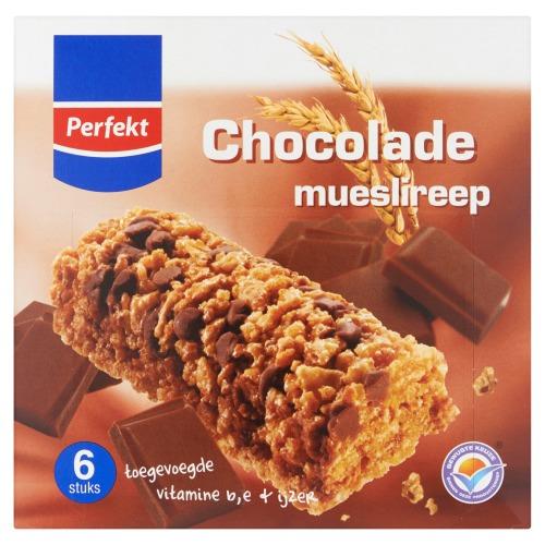 Mueslireep chocolade (23g)