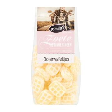 Kindly's Zoete Herinneringen Boterwafeltjes 200g (200g)