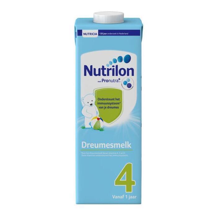Peuter groeimelk 4 (Stuk, 1L)