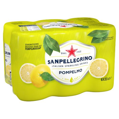 Sanpellegrino Ponpelmo 6 x 33 cl (33cl)