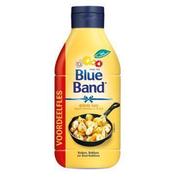 Blue Band Iedere dag vloeibaar (plastic fles, 0.75L)