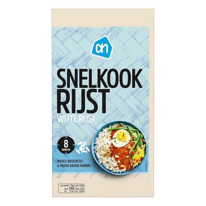 Snelkook Rijst (pak, 400g)