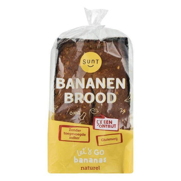 SUNT Bananenbrood (310g)