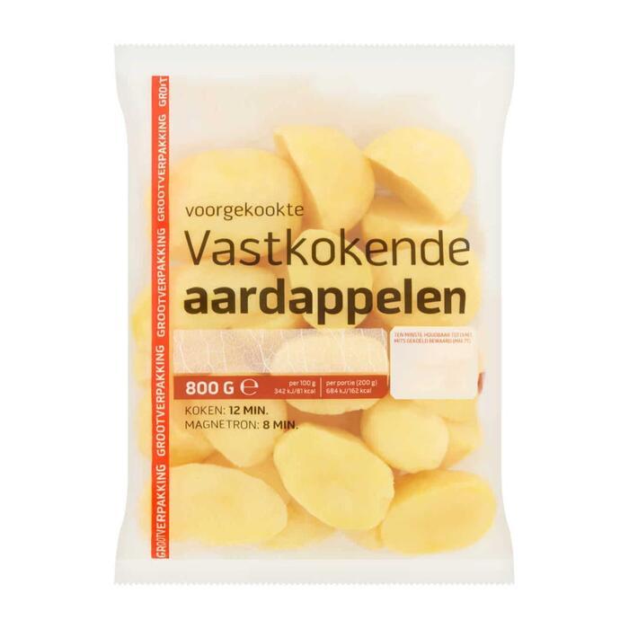 Kookaardappelen vast (800g)