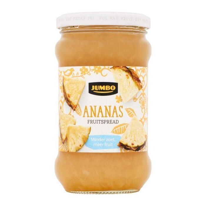 Jumbo Ananas Fruitspread 310g (310g)