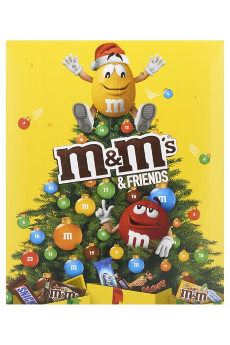 M&M'S Advent kalender (361g)