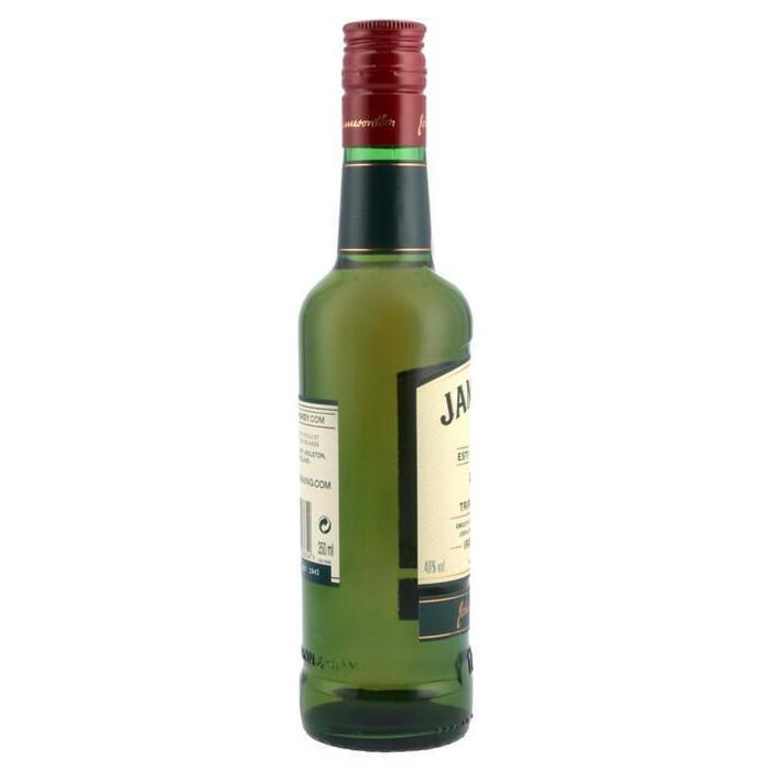 Jameson Irish Whiskey 350ml (rol, 35cl)