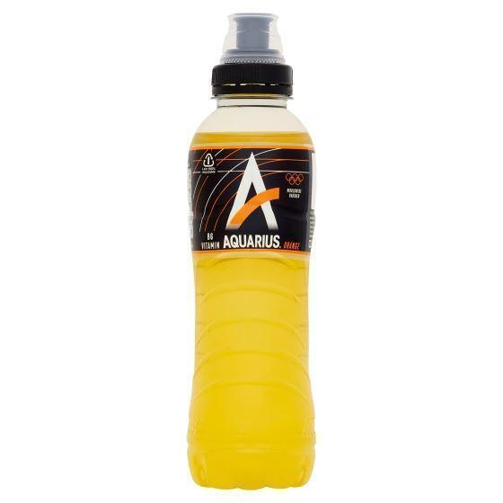 Aquarius Orange (rol, 0.5L)