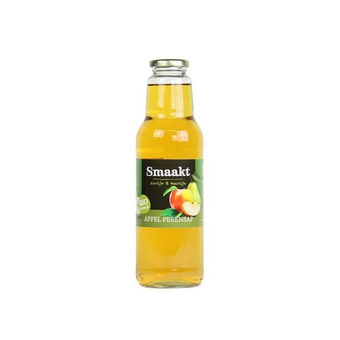 Appel perensap (fles, 0.75L)