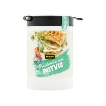 Jumbo Kruidenmix voor Witvis 70 g (70g)